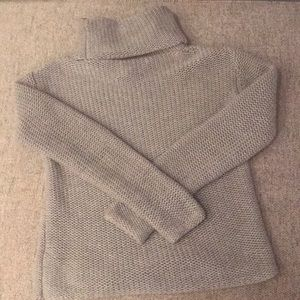 Grey Cotton DKNY Sweater